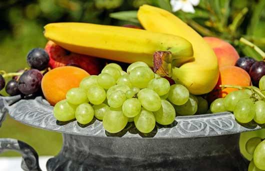 Vitamine und Mineralstoffe aus Obst