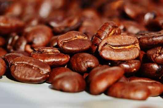 Kaffeebohnen, Kaffee trinken
