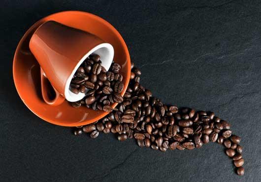 Kaffee, das Lieblingsgetränk
