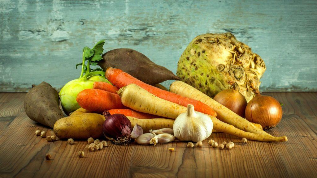 Gesunde Lebensmittel sollen auch bioverfügbar sein